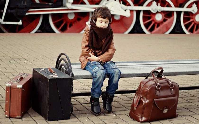 Orientações para viagem de crianças e adolescentes
