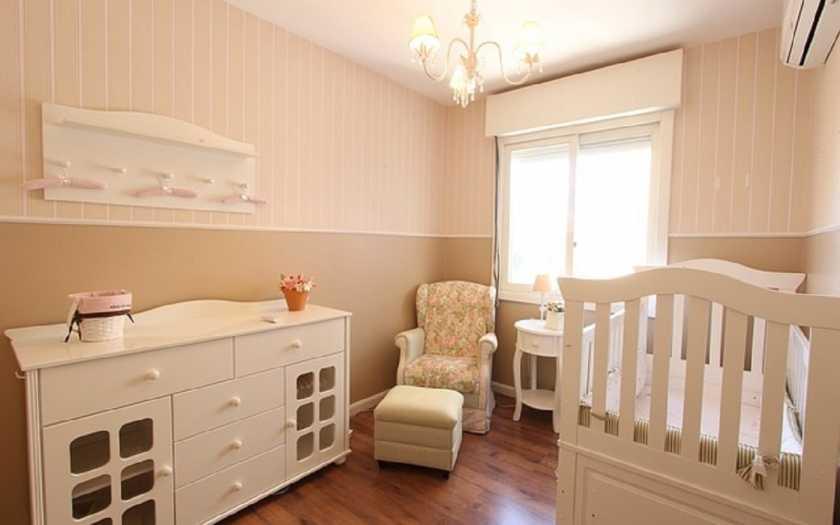 Como decorar e mobiliar o quarto do bebê
