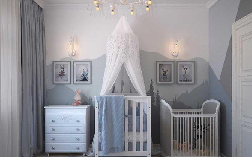 reforma quarto bebê