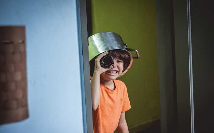 Como fazer seus filhos saírem do videogame