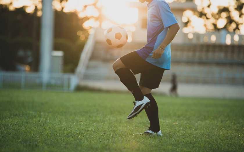 Como preparar seu filho para ser jogador de futebol