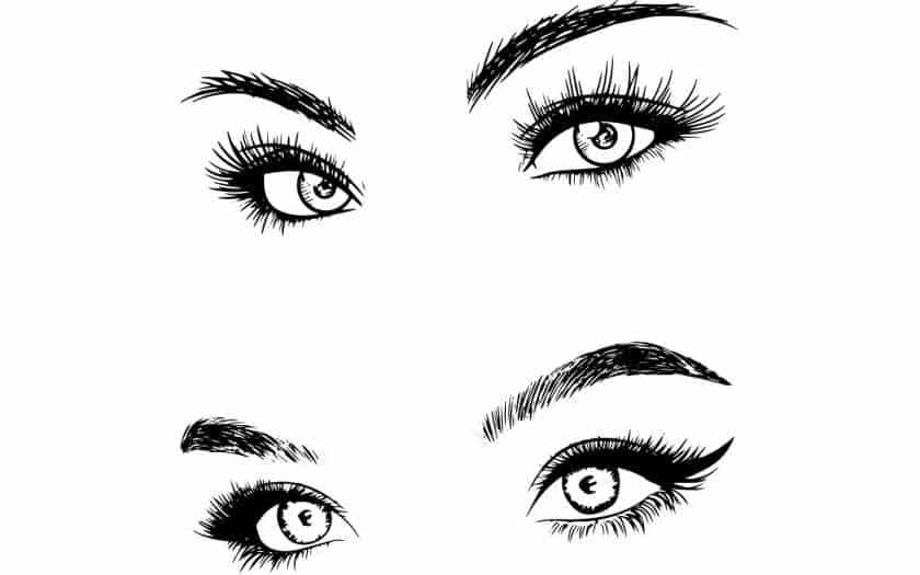 Como aprender a fazer o melhor design de sobrancelhas