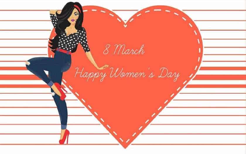 Quando surgiu o Dia Internacional da Mulher