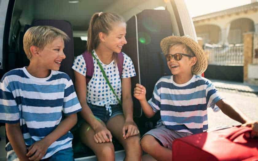 Como Planejar Uma Viagem Com Crianças