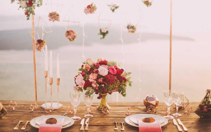 Como planejar uma festa de casamento