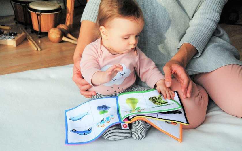 Por que é importante que você leia para o seu filho