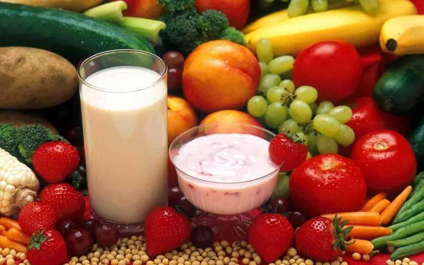 Alimentação saudável e vida longa