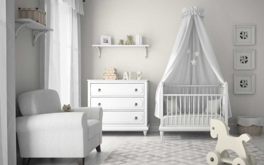Dicas de objetos decorativos para quarto de crianças